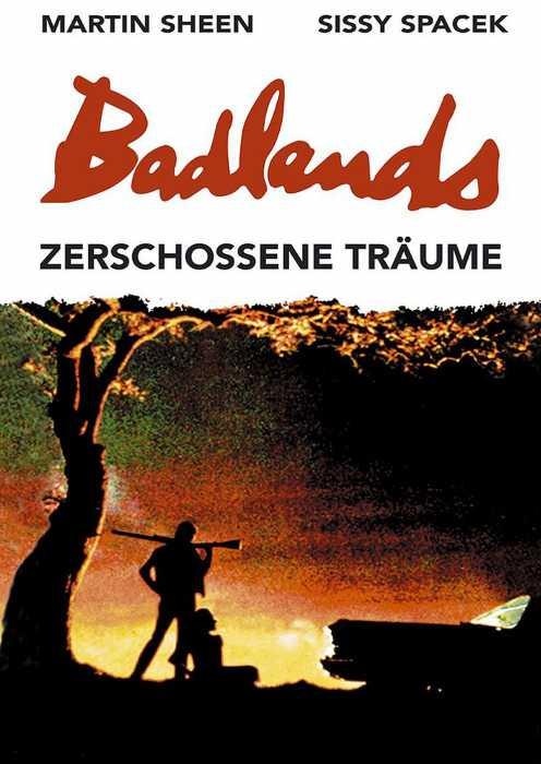 Badlands - Zerschossene Träume (Poster)