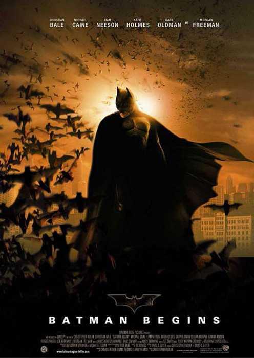 Batman Begins (Poster)