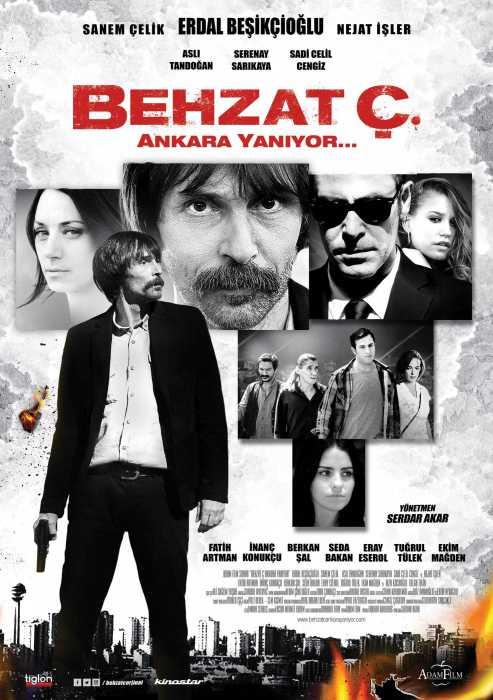 Behzat Ç. Ankara Yaniyor... (Poster)
