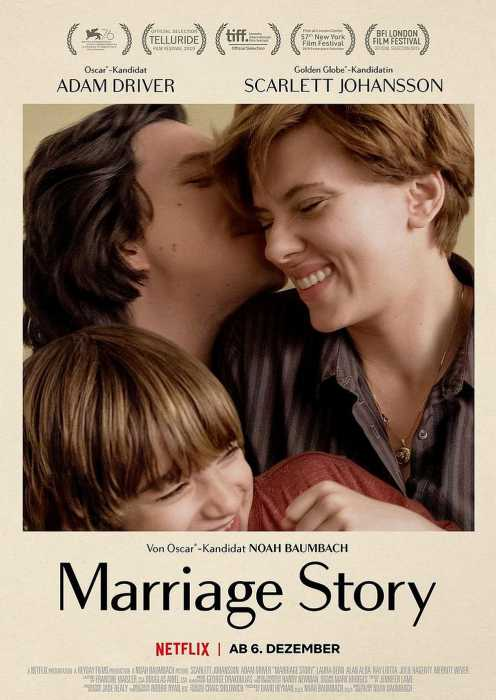 Marriage Story (Poster)
