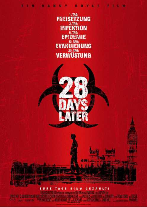 28 Days Later (Poster)