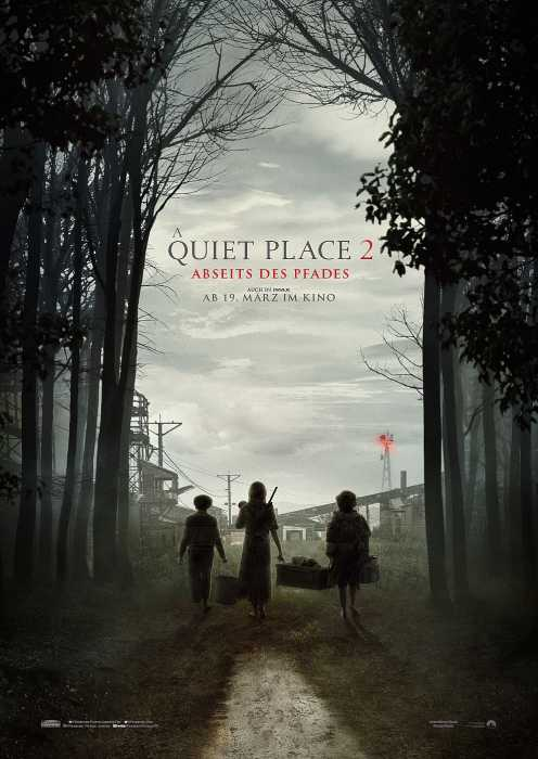 A Quiet Place 2 (Poster)