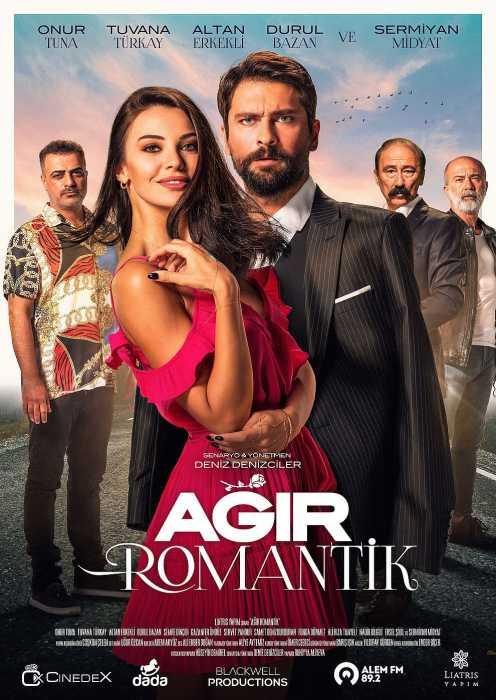 Agir Romantik (Poster)