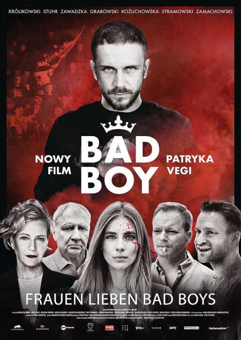 Bad Boy (Poster)