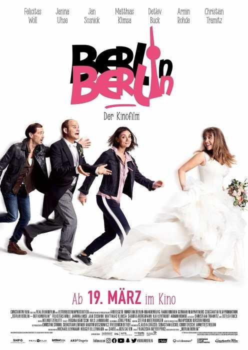 Berlin, Berlin (Poster)