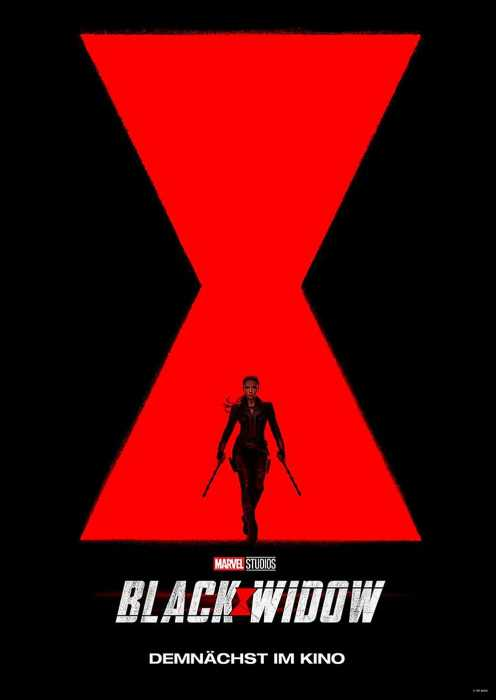 Black Widow (Poster)