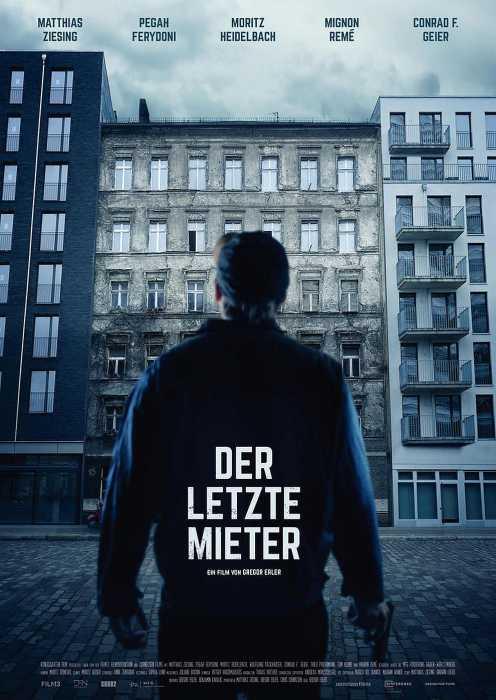 Der letzte Mieter (Poster)