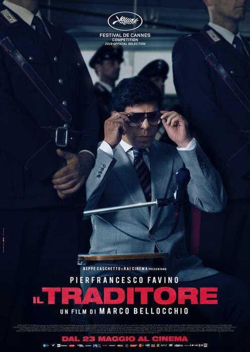 Il Traditore - Als Kronzeuge gegen die Cosa Nostra (Poster)