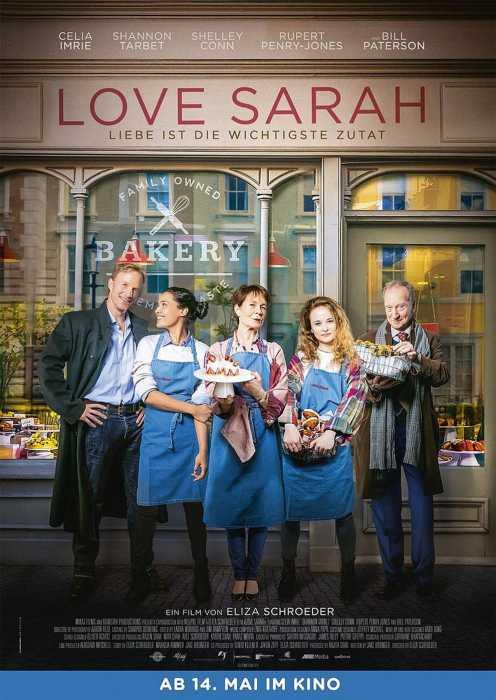 Love Sarah - Liebe ist die wichtigste Zutat (Poster)