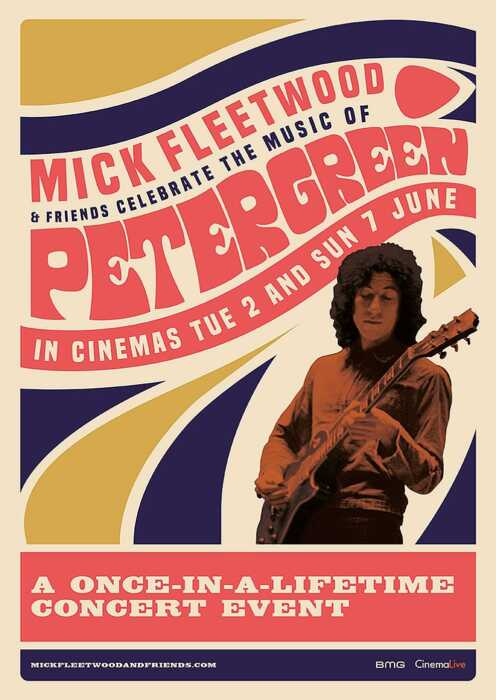 Mick Fleetwood & Friends celebrate the Music of Peter Green (Poster)