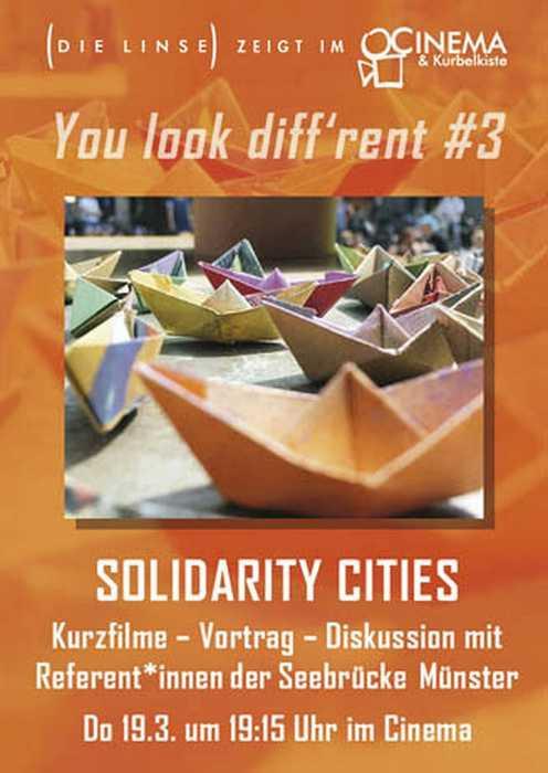 Solidarity Cities (Poster)