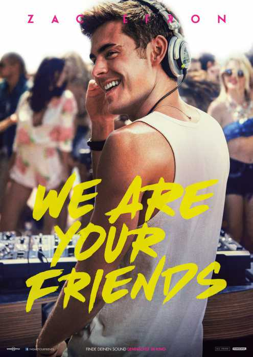We are your Friends (Poster)