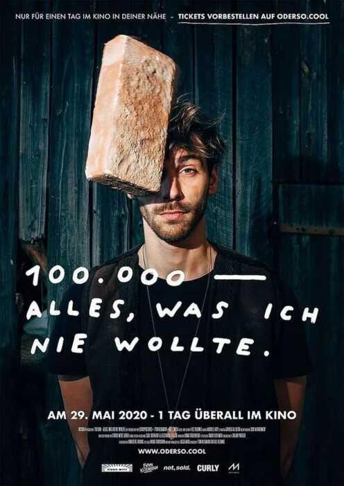 100.000 - alles, was ich nie wollte (Poster)
