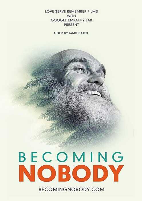 Becoming Nobody - Die Freiheit niemand sein zu müssen (Poster)