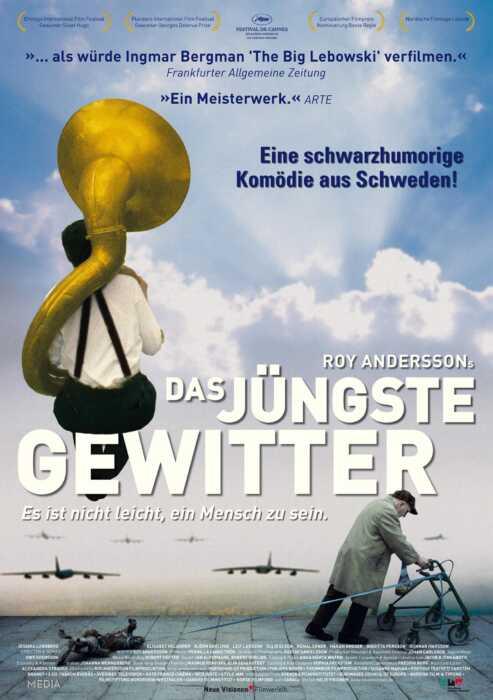 Das Jüngste Gewitter (Poster)