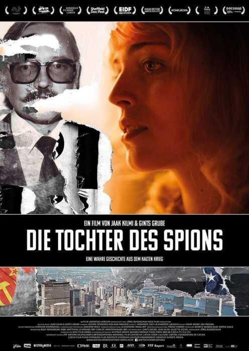 Die Tochter des Spions (Poster)