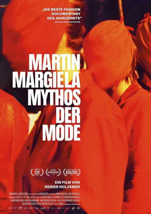 Martin Margiela - Mythos der Mode (Poster)