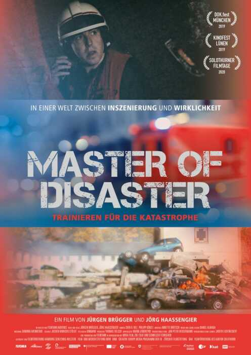 Master of Disaster (Poster)
