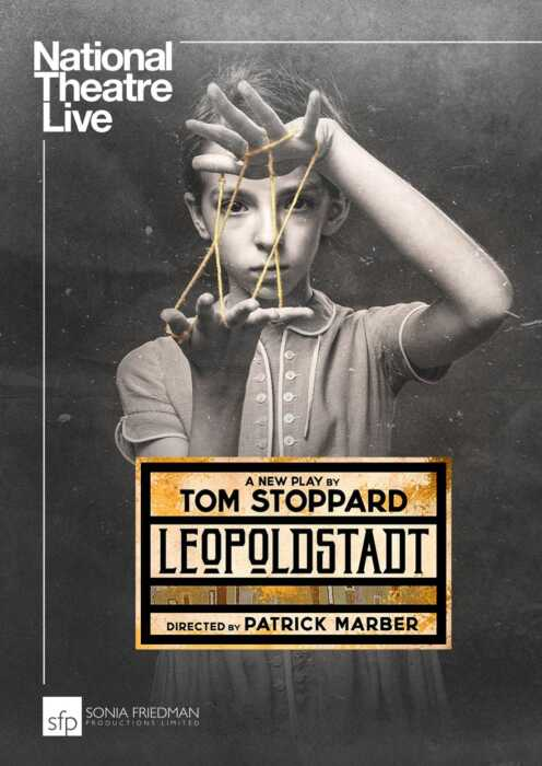 National Theatre Live: Leopoldstadt (Poster)