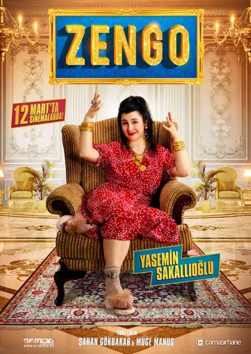 Zengo (Poster)