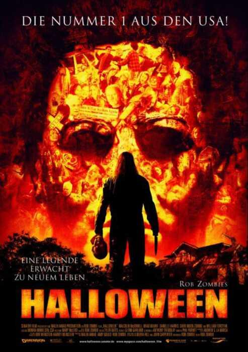 Halloween (2007) (Poster)