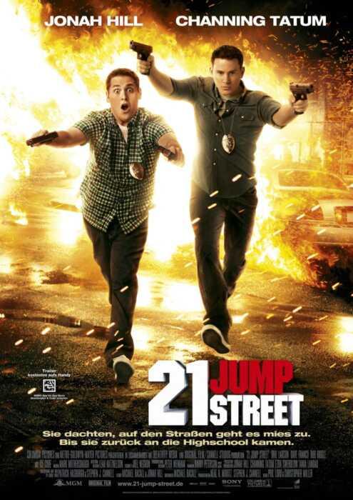 21 Jump Street (Poster)