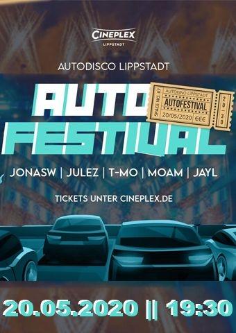 Auto Disco (Poster)