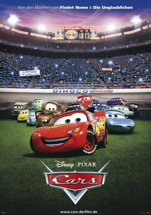 Cars (Poster)