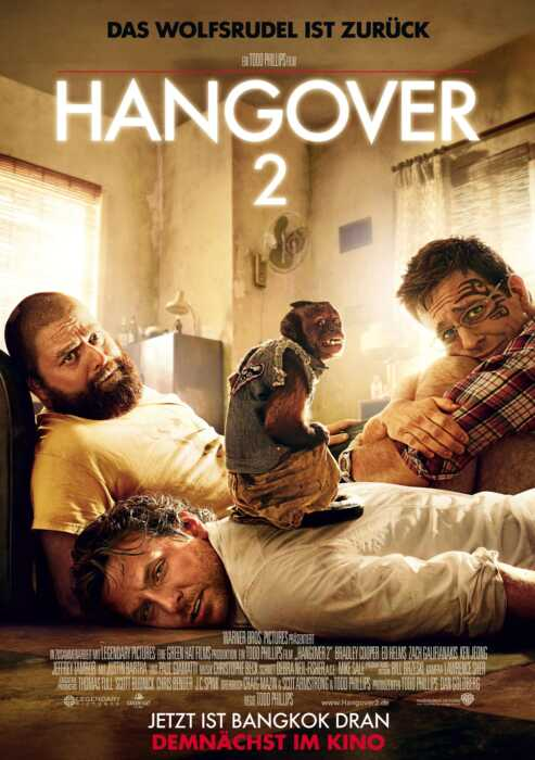 Hangover 2 (Poster)