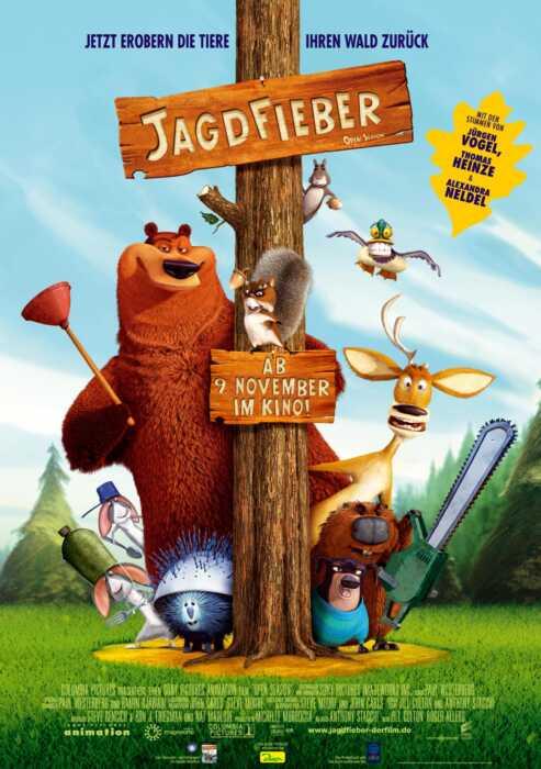 Jagdfieber (Poster)