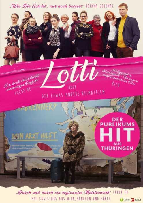 Lotti oder der etwas andere Heimatfilm (Poster)