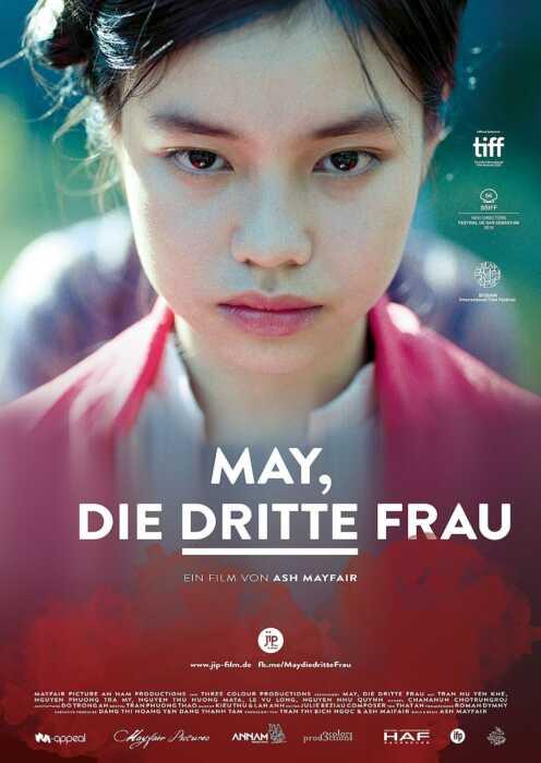 May, die dritte Frau (Poster)