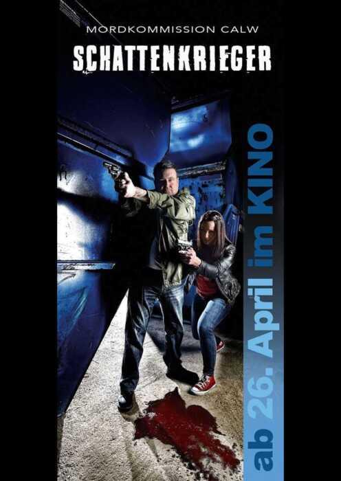 Mordkommission Calw - Schattenkrieger (Poster)