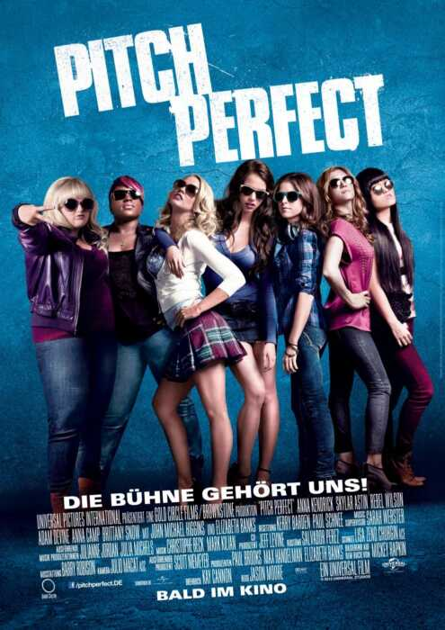 Pitch Perfect (Poster)