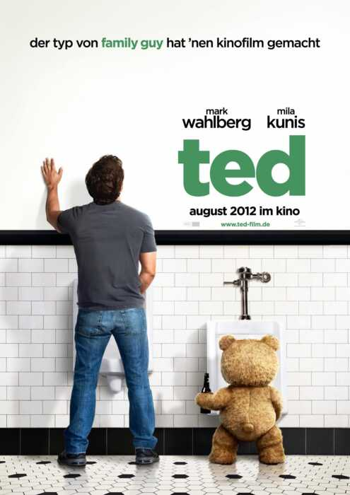 Ted (Poster)