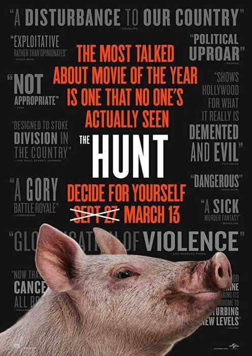 The Hunt (Poster)