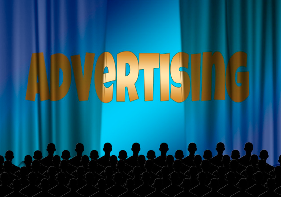 Pflichtprogramm vor dem Kinofilm: Werbung