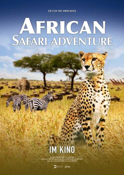 African Safari Adventure (Poster)