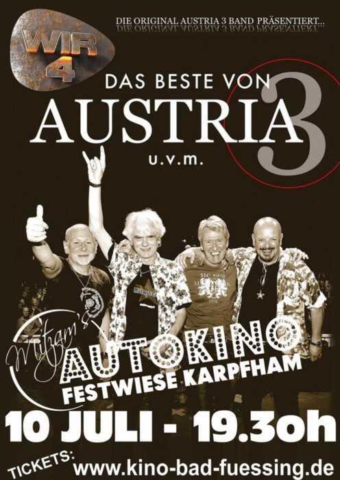 Das Beste von Austria 3 (Poster)