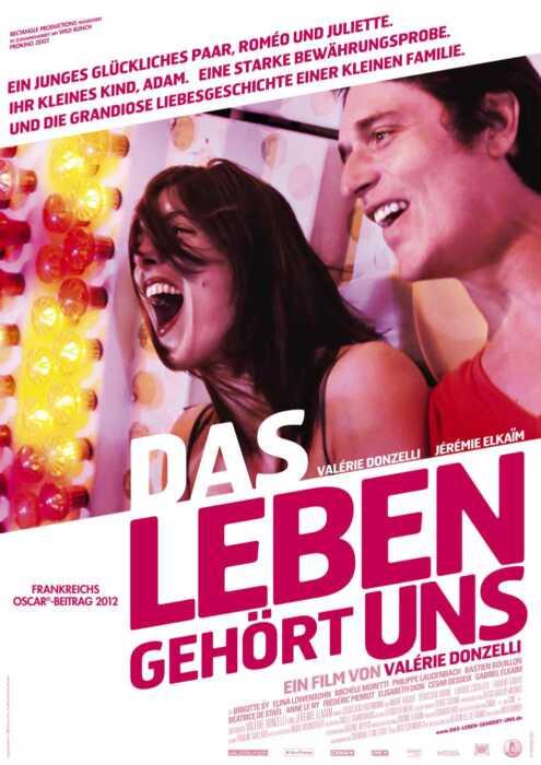 Das Leben gehört uns (2011) (Poster)