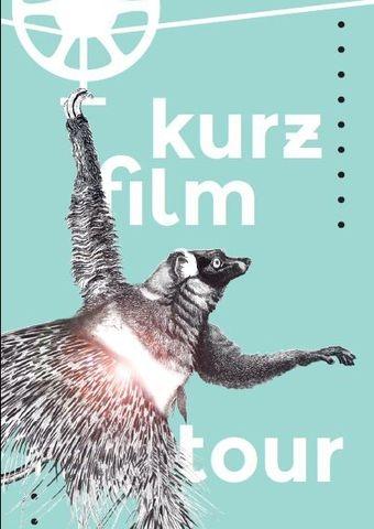 Deutscher Kurzfilmpreis - Tournee 2020: Die Welt steht Kopf (Poster)