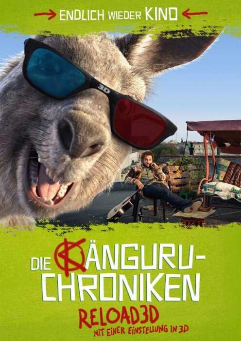 Die Känguru-Chroniken - Reloaded (Poster)