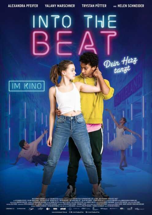 Into the Beat - Dein Herz tanzt (Poster)