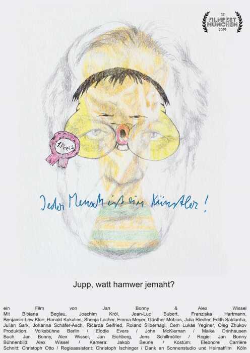 Jupp, watt hamwer jemaht (Poster)
