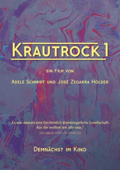 Krautrock 1 (Poster)