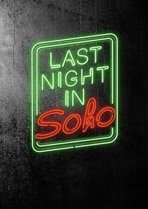 Last Night in Soho (Poster)