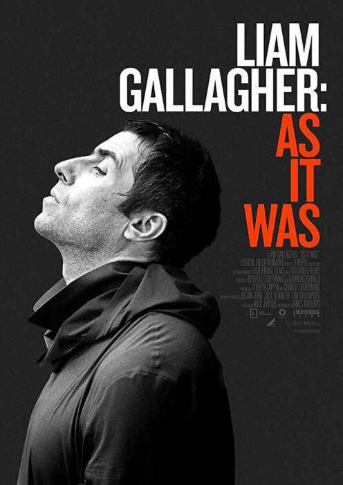 Liam Gallagher: As It Was (Poster)