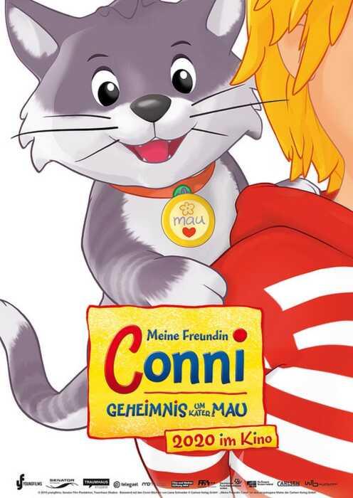 Meine Freundin Conni - Geheimnis um Kater Mau (Poster)