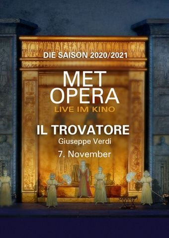 Met Opera: Verdi Il Trovatore (Poster)