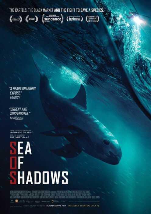 Sea of Shadows - Der Kampf um das Kokain des Meeres (Poster)